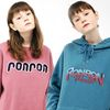 [예약판매 11/2 순차배송] [SET] PIGMENT LOGO HOODIE + BOUCLE POINT SWEATSHIRT