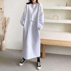 Gimo Cotton String Long Dress