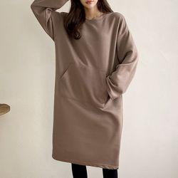 Gimo Cotton Pocket Dress