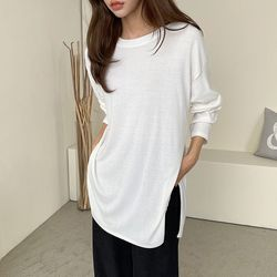 Everyday Boxy Long Tee