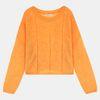 알파카 블록 스웨터 TRKA20N79