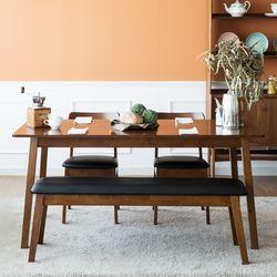 장미맨숀 고메 와이드 테이블
