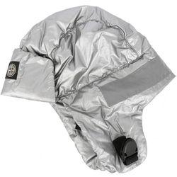 스톤아일랜드 키즈 711690536 V0062 다운 플랩 모자