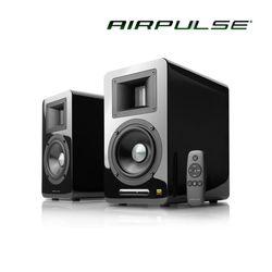 브리츠 Air Pulse A100  Hi-Fi 북셀프 스피커