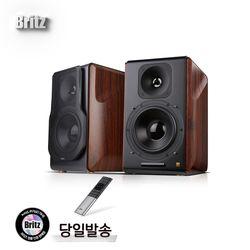 브리츠 BR-3000 Pro  2채널 Hi-Fi 북셀프 스피커