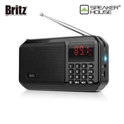 브리츠 BZ-LV980  블루투스 FM라디오 스피커