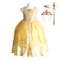 프리미엄 벨 드레스