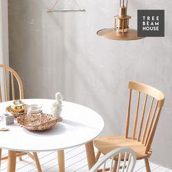 슬로우 HPL 원형 테이블