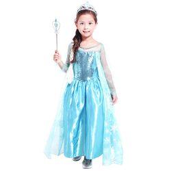 겨울왕국 엘사 드레스(고급형)