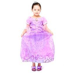 라푼젤 드레스(고급형B)