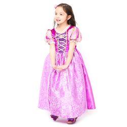 라푼젤 드레스(고급형A)
