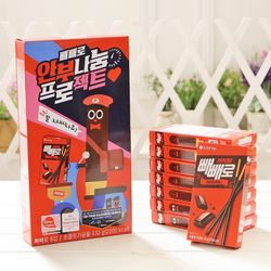 초코 8갑(432g) 막대과자 데이 수능 과자 선물