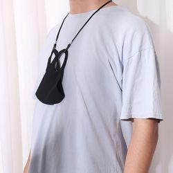 마스크스트랩 마스크목걸이 스트랩 마스크줄 길이조절 5개 세트