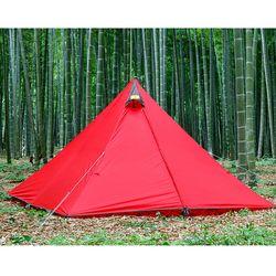 판다 텐트 레드