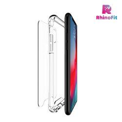 라이노 (아이폰SE2-12 Pro Max) 심플클리어 케이스