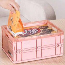 키밍 수납 정리함 다용도 장난감보관함 차량용 박스