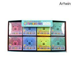 5000 캔디 컬러 큐브 BOX(8)