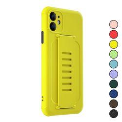 아이폰7 심플 파스텔 컬러 패션 실리콘 케이스 P186