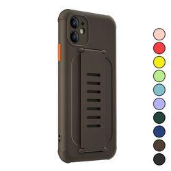 아이폰11프로맥스 심플 파스텔 실리콘 케이스 P186