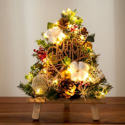 LED헤일리이젤트리 30cmP 크리스마스 장식 TRHMES