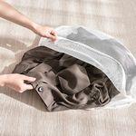 무형광 세탁망 - 특대형 2P