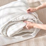 무형광 세탁망 - 대용량 2P