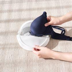 무형광 세탁망 - 브래지어용 2P