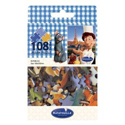 [토이앤퍼즐] 라따뚜이 파리인더마우스 108PCS