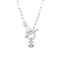 HEART CATCH NECKLACE