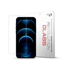 아이폰12프로맥스 레볼루션글라스 0.3T 강화유리 액정보호 필름