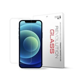 아이폰12 레볼루션글라스 0.3T 강화유리 액정보호 필름