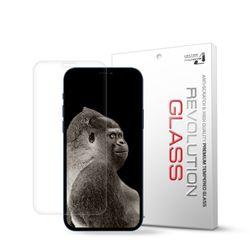 아이폰12프로맥스 레볼루션글라스 고릴라0.3T 강화유리 액정필름