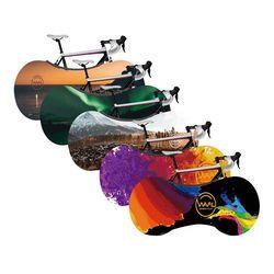 와플 자전거 커버