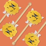 팝몬 캐릭터 안마봉 35cm 이색선물 스위트몬스터