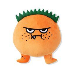 오렌지몬 캐릭터 봉제 인형 20cm 유아 아기 장난감 스위트몬스터