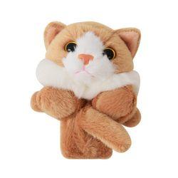 고양이 봉제 25cm 가방고리 인형 차량 인형 유아 아기 장난감