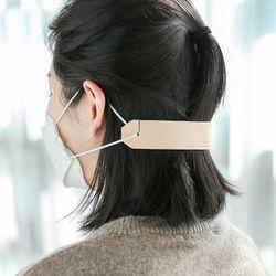 이태리 베지터블 가죽 마스크 스트랩 SET(팔찌 겸용)