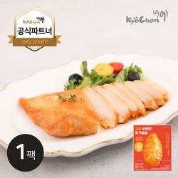 [교촌] 수비드 닭가슴살 (스파이스 하바네로) 115g