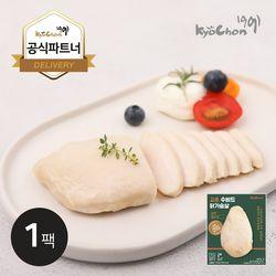 [교촌] 수비드 닭가슴살 (갈릭 올리브) 115g