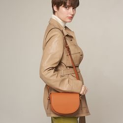 엘노이 Miu Bag Camel