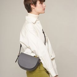 엘노이 Miu Bag Grey