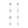BABY FLOWY DROP EARRING