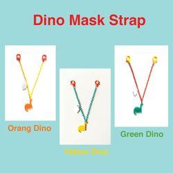 다이노 마스크 스트랩 (3 colors)