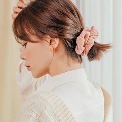 코듀로이 곱창 머리끈 (20H229)