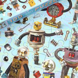 업사이클 로봇 100피스 퍼즐  5세이상