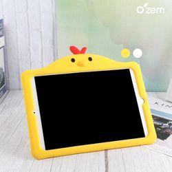 오젬 뉴아이패드9.7 5세대 6세대 꼬꼬닭 캐릭터 실리콘 케이스