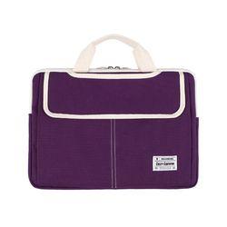 3웨이 노트북가방 13-14인치 보라(풀옵션)