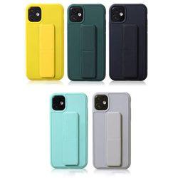아이폰11 PRO MAX XR XS SE2 핸드 스트랩 실리콘케이