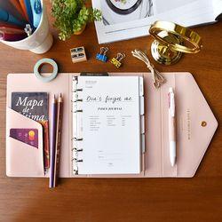 (만년형) Classy Collector Diary - A6 6공