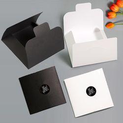 스카프 포장 상자-box-I 소형스카프케이스 한개 정사각타입